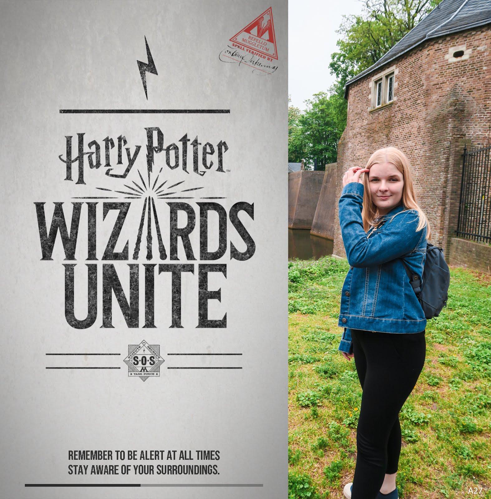 WIZARDS UNITE | ANNA TWENTY SEVEN