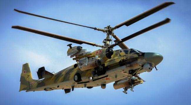 Rusia Kembangkan Misil Baru untuk Helikopter Tempur