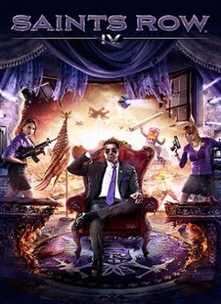 Saints Row IV PC Game Full Version