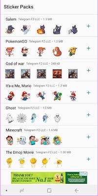 Cara Downlopad Aplikasi Untuk Stiker WhatsApp di Android 19