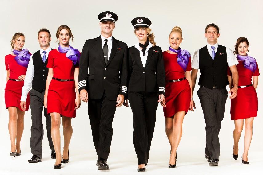 Flight Attendant Training: Flight Attendant Training Virgin Blue