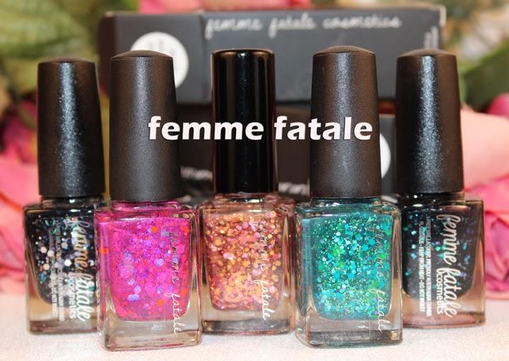 Femme Fatale Nail Polish