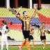 Gilberto Fortunato marca dois e Felda vence na segunda divisão da Malásia
