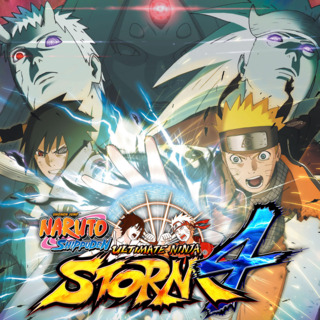 GAME PC NARUTO SHIPPUDEN Ultimate Ninja STORM 4