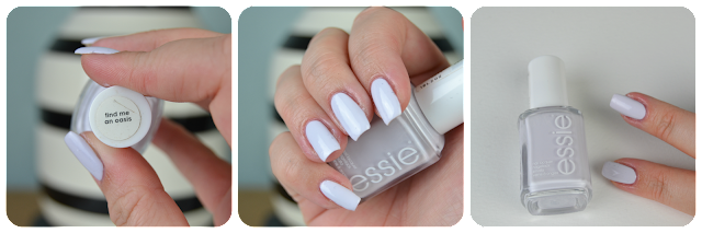 Essie, Find Me An Oasis, FMAO, Swatch, Tragebild, Swatches