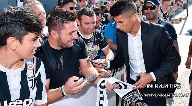 Cancelo Resmi Bergabung Dengan Juventus