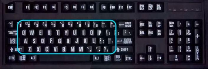 شرح اختصارات لوحة المفاتيح للويندوز عربى وانجليزى موقع أبانوب حنا للبرمجيات