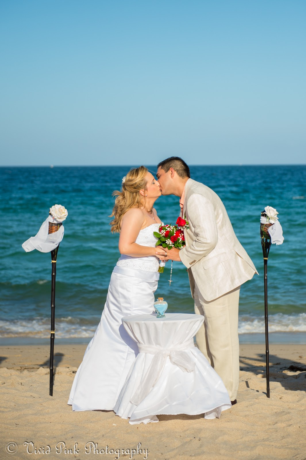 Affordable Beach Weddings 3057934387 VANELLY  CARLOS  FT LAUDERDALE BEACH WEDDING