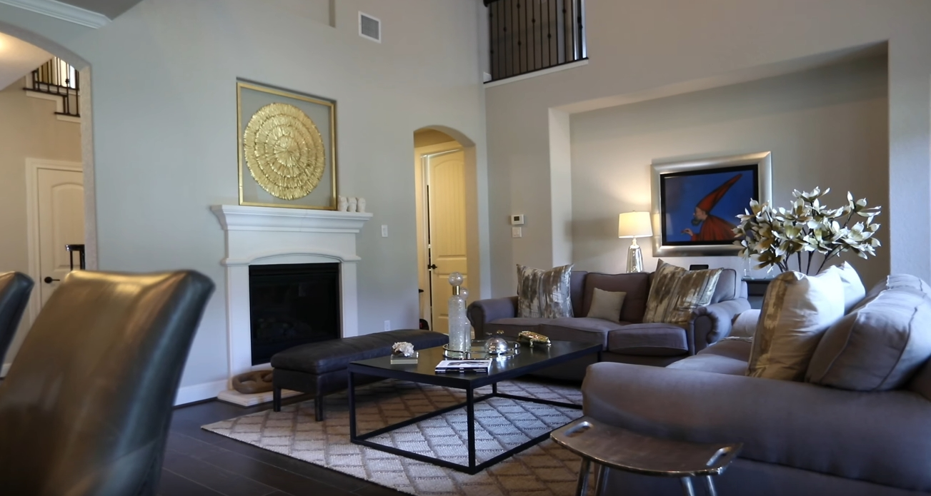 30 Marbella Court, San Antonio, TX vs. Home Interior Design Tour