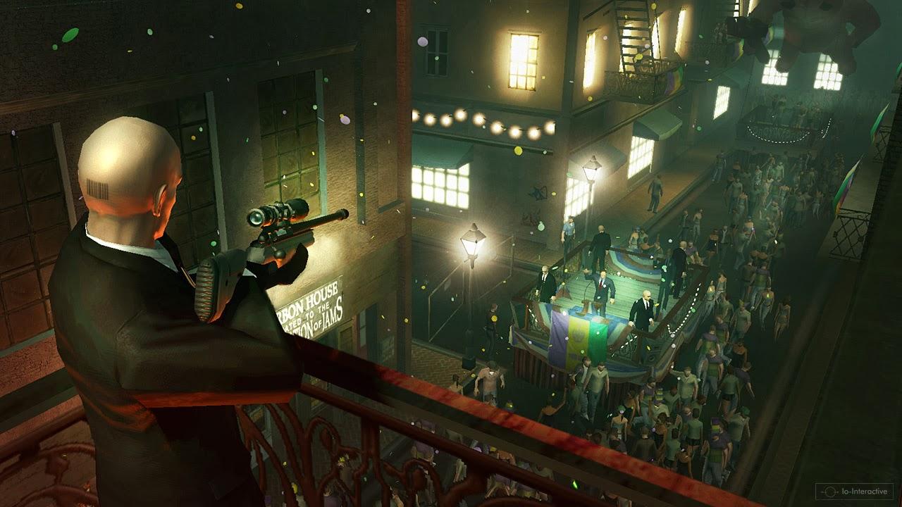 Code Redd Net: PS3 Review: Hitman: Blood Money (2006)