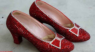 The Ruby Slippers ($ 3,01 Juta)