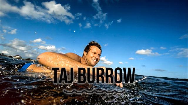 60 sec with Taj Burrow