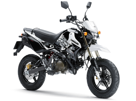 KAWASAKI KSR 110 REVIEW and SPECIFICATIONS | The New Autocar