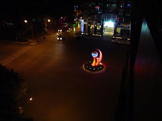 Rotonda Seiko Ho Chi Minh Ville - Vietnam