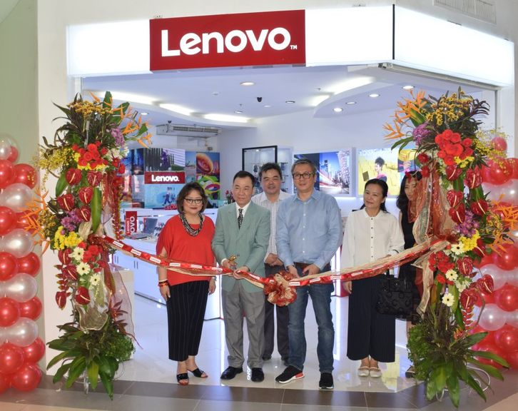Lenovo's 20th Concept Store Opens in Cebu