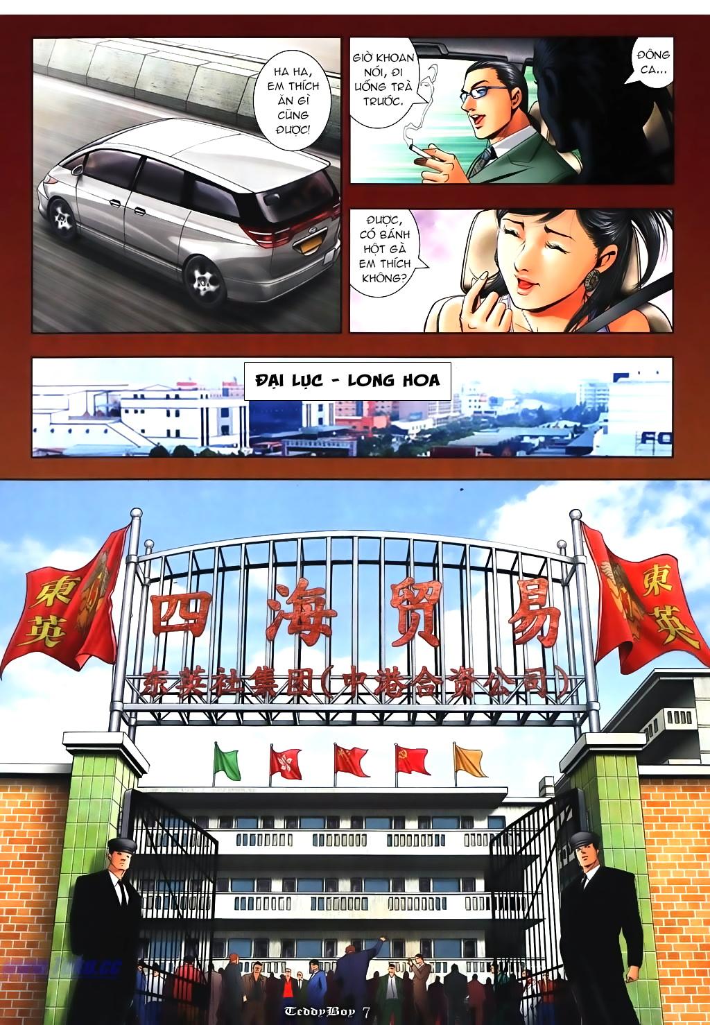 Người Trong Giang Hồ Chap 1077 - Truyen.Chap.VN