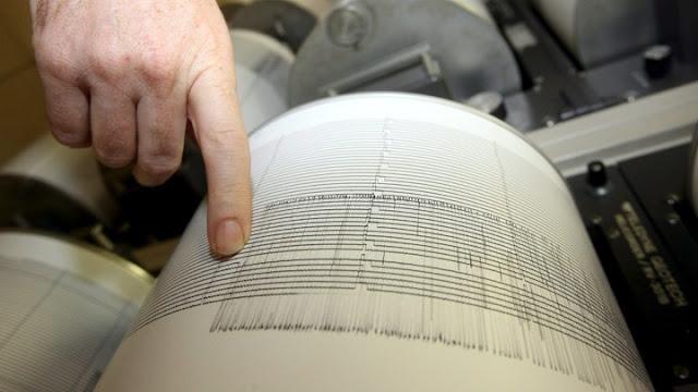 Ισχυρός σεισμός 4,9 Ρίχτερ ταρακούνησε την Νότια Πελοπόννησο