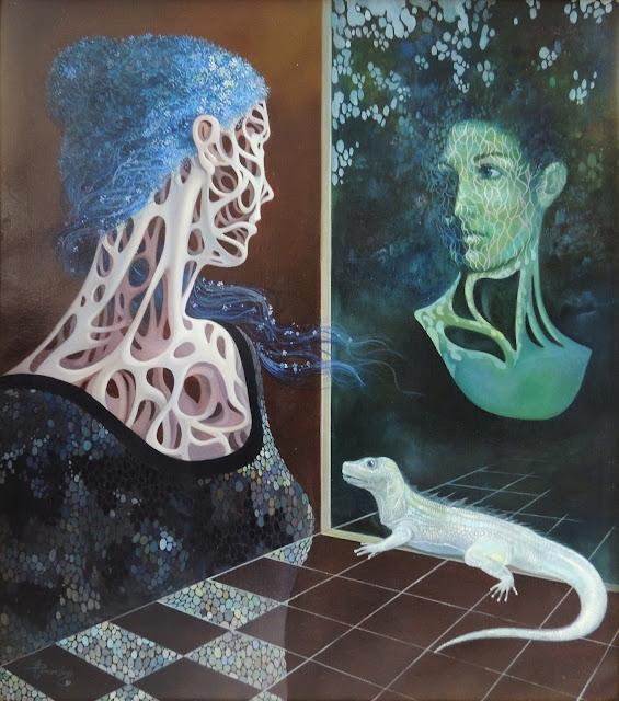 Alberto Pancorbo arte moderno surrealista mágico