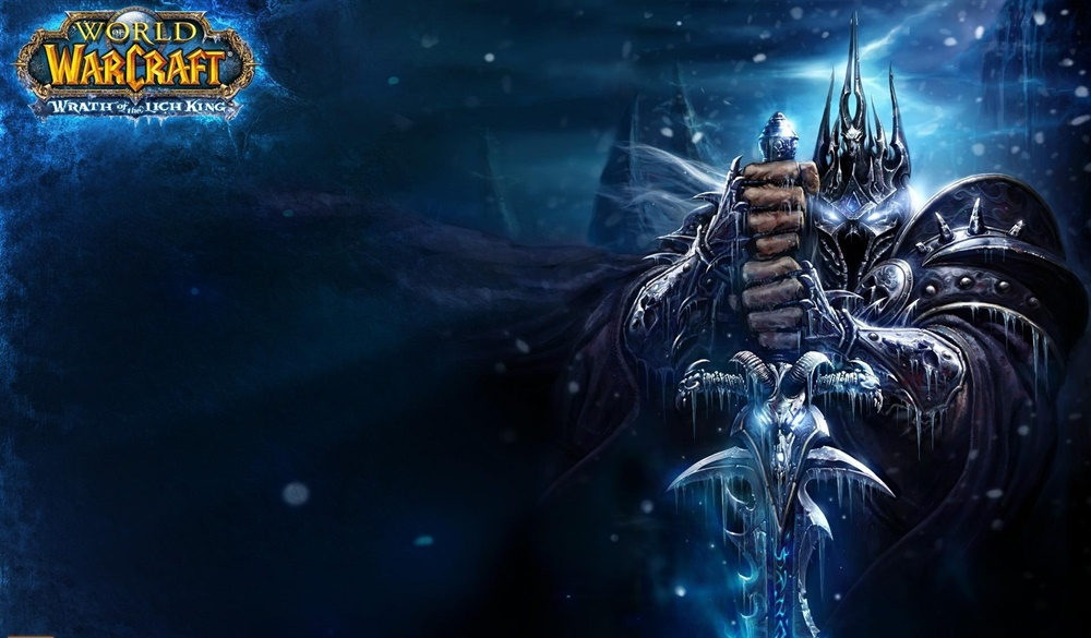World of Warcraft Wrath of the Lich King Download Poster