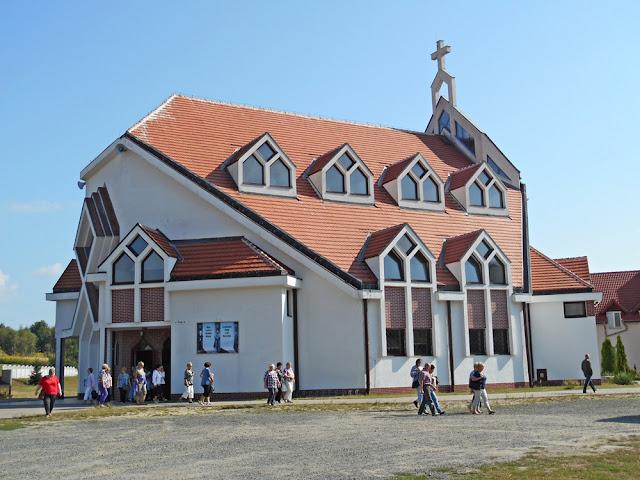 budowla, architektura, nowe kościoły