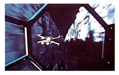 Álbum La guerra de las galaxias Cromo 8