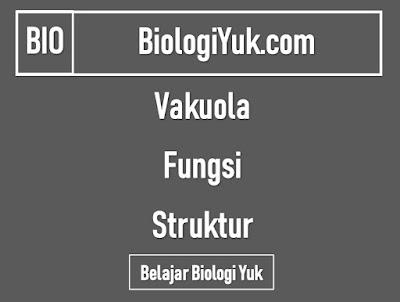 Vakuola: Fungsi dan Struktur Lengkap