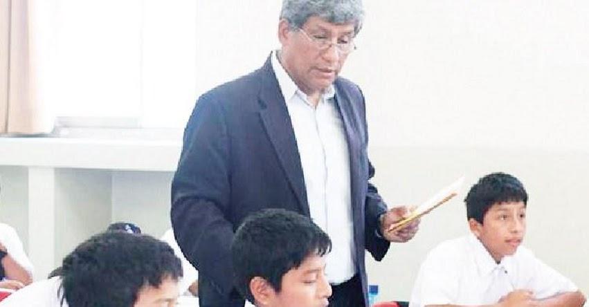 Ser maestro en el Perú (Alfredo Aguilar Medina) www.exitosanoticias.pe