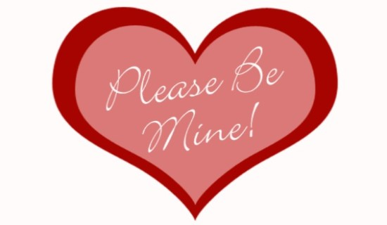please-be-mine-ecard for valentines