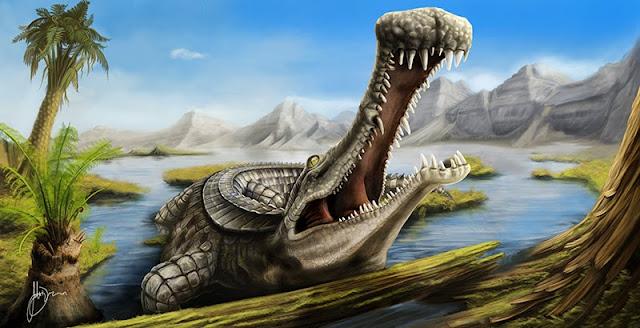 Zaman prasejarah mempunyai beberapa pemangsa terbesar dan paling mengerikan yang pernah m Inilah daftar 25 Predator Prasejarah yang Menakjubkan