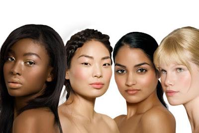 Clareamento de pele inteligente para remoção de manchas no rosto para todas as cores de pele