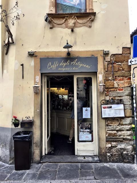 Caffe degli artigiani florencia italia