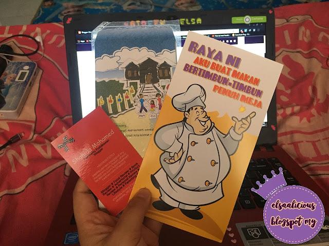 Menang Ramadhan / Syawal 2017 Giveaway by Kasihkuamani