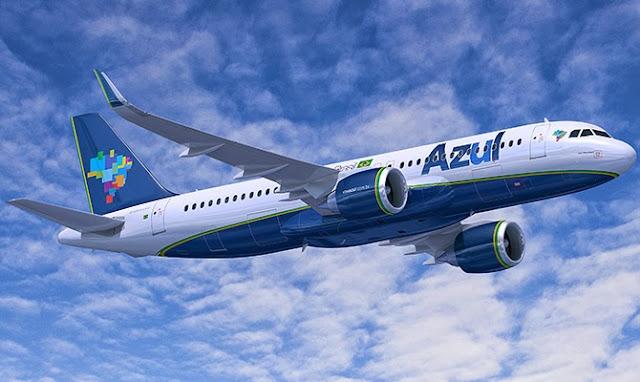 Resultado de imagem para azul airbus a320neo viracopos