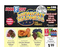 Food City Weekly Sale November 13 - 19, 2019