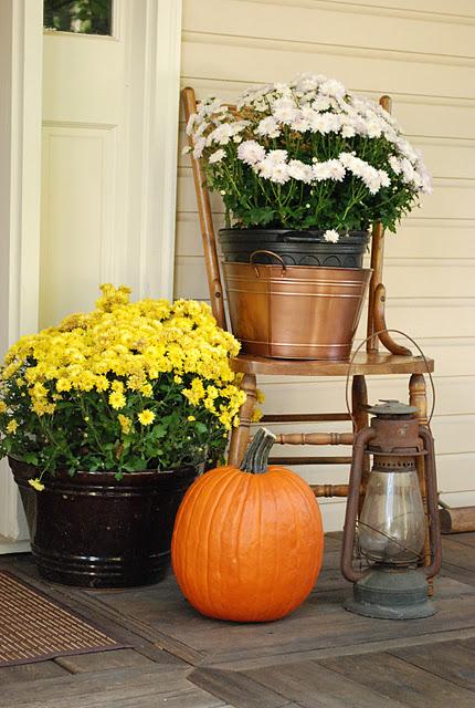 Fall porch decorating ideas - Fall porch decorating ideas ...
