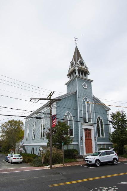 Chiesa-Cape Cod