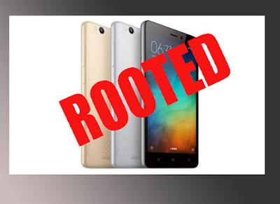 Tutorial Cara Mudah Root Xiaomi Redmi 3, 3 Pro, 3 Prime