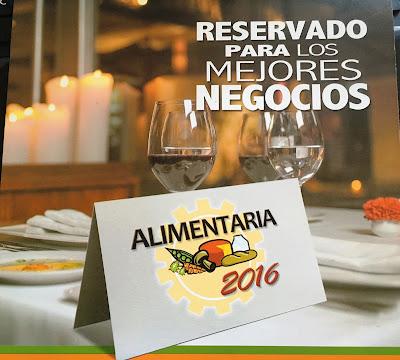 Alimentaria Guatemala 2016 encuentro del Sector de Alimentos Guatemala