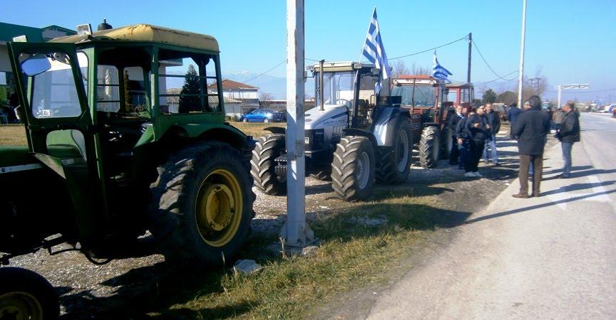 Στο πλευρό των αγροτών και το Συνδικάτο Επισιτισμού - Τουρισμού Νομού Λάρισας