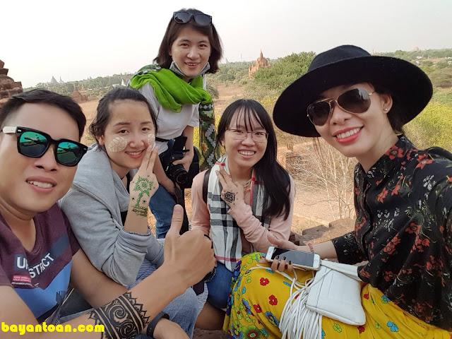 Kinh nghiệm đi du lịch ở Myanmar