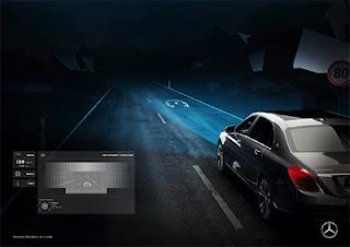 Mercedes-Maybach S-Class  Digital Light