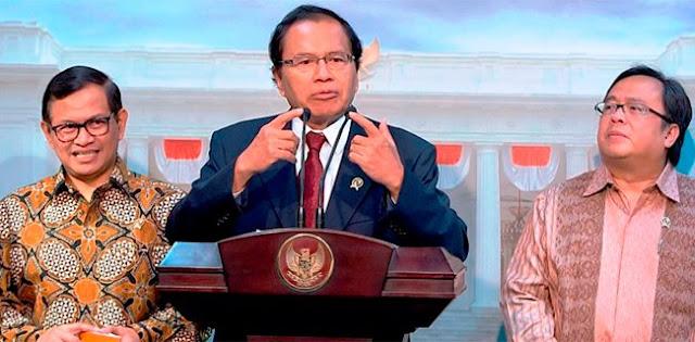 Esok, Rizal Ramli Akan Bicara Ancaman Krisis