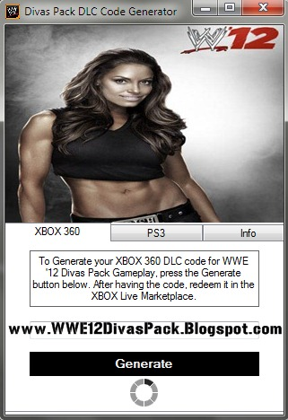 How To Get <b>WWE</b> &#39;<b>12</b> Divas Pack DLC Free On Xbox 360 And <b>PS3</b>