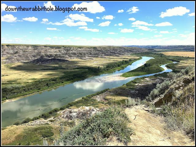 Orkney Lookout in Drumheller Alberta