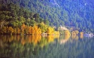 Isparta Kovada Gölü