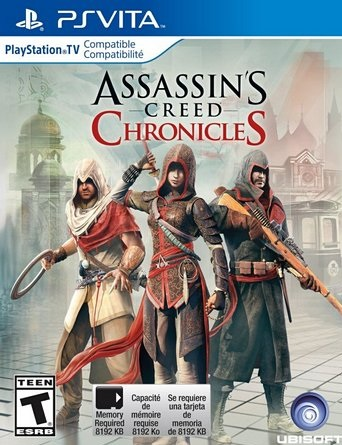 Assassins Creed Chronicles + Update v01 01 (EUR) [NoNpDRM