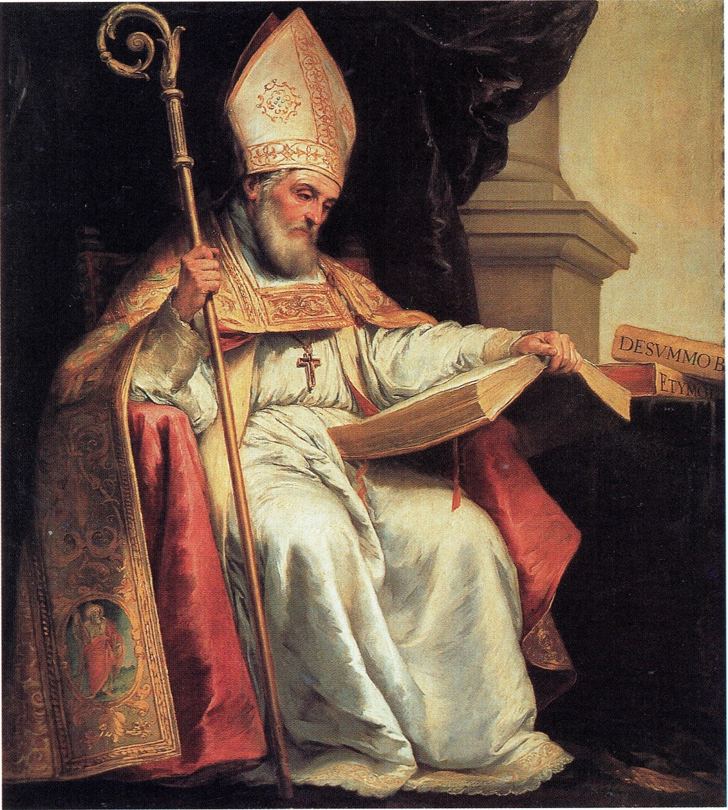 The Real Polymaths: Isidore Of Seville