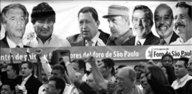 El imperialismo cubano: el Foro de Sao Paulo y la exportación del socialismo de Fidel
