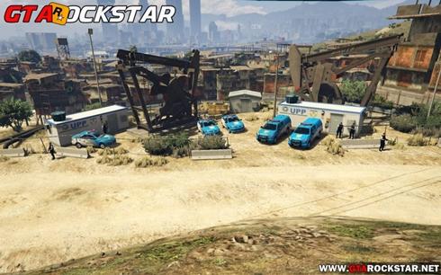 Favela do Rio de Janeiro BETA 2018 para GTA V
