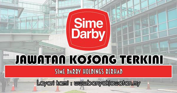 Jawatan Kosong 2018 di Sime Darby Holdings Berhad
